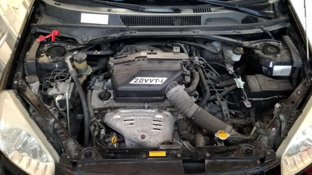 RAV4 II 2.0 VVTI 150 CV BVA - E85