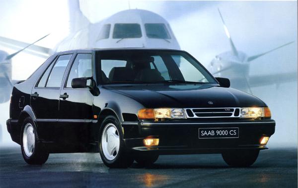 Saab 9000 E85