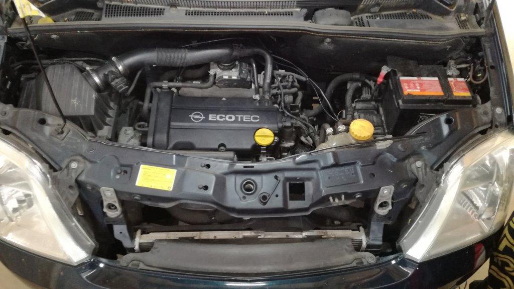 Opel Meriva 1.4 16V 90 cv - E85