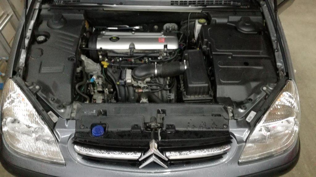 Citroën C5 1.8 - E85
