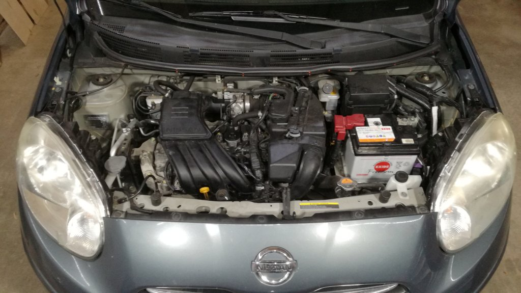 Nissan Micra K13 1.2 80 cv - E85