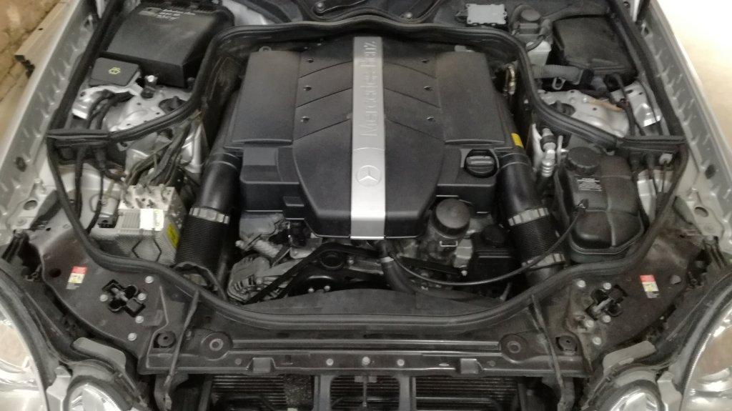 Mercedes E320 V6 BVA 224 cv
