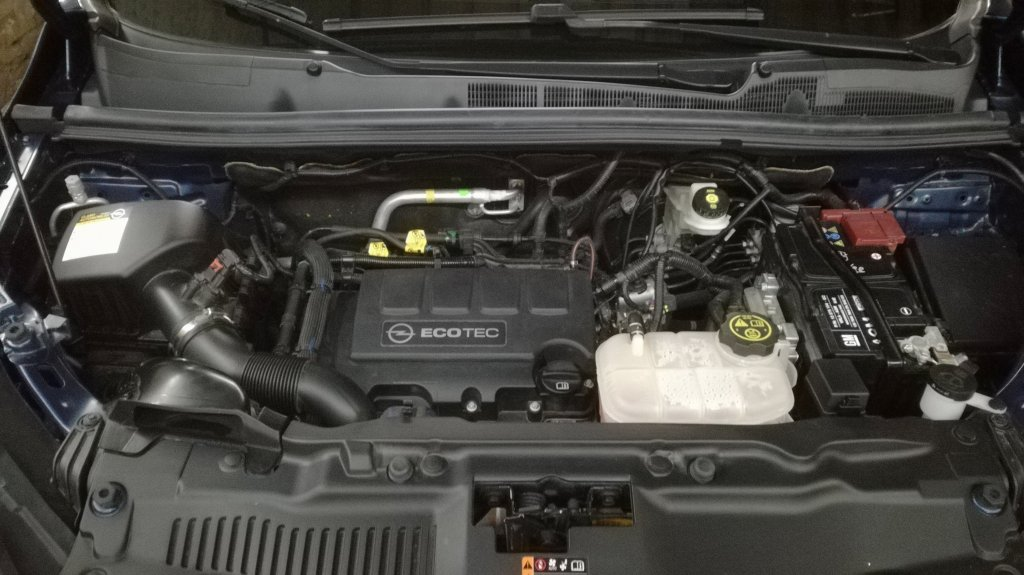 Opel Mokka 1.4 Turbo 140 cv - E85