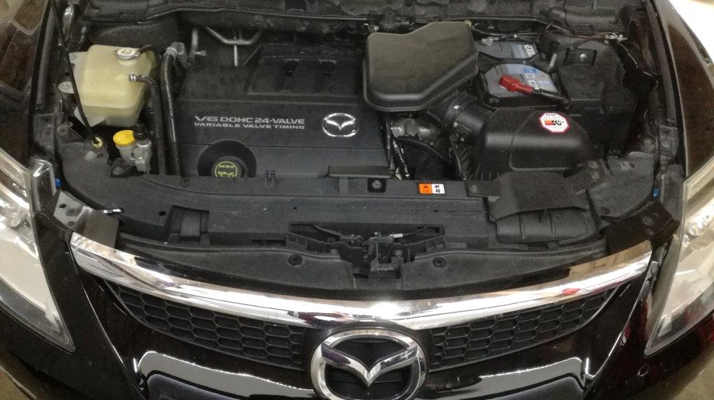 Mazda CX9 V6 3.7 273 cv - E85