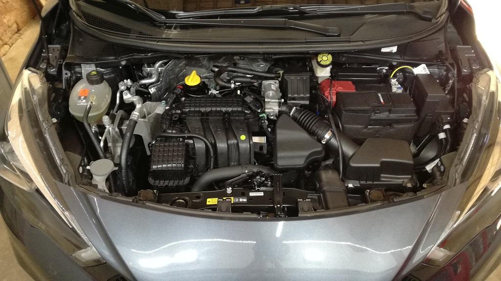 Nissan Micra K14 - 1.0 IG - E85