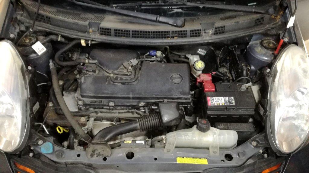 Nissan Micra K12 1.2 65 cv