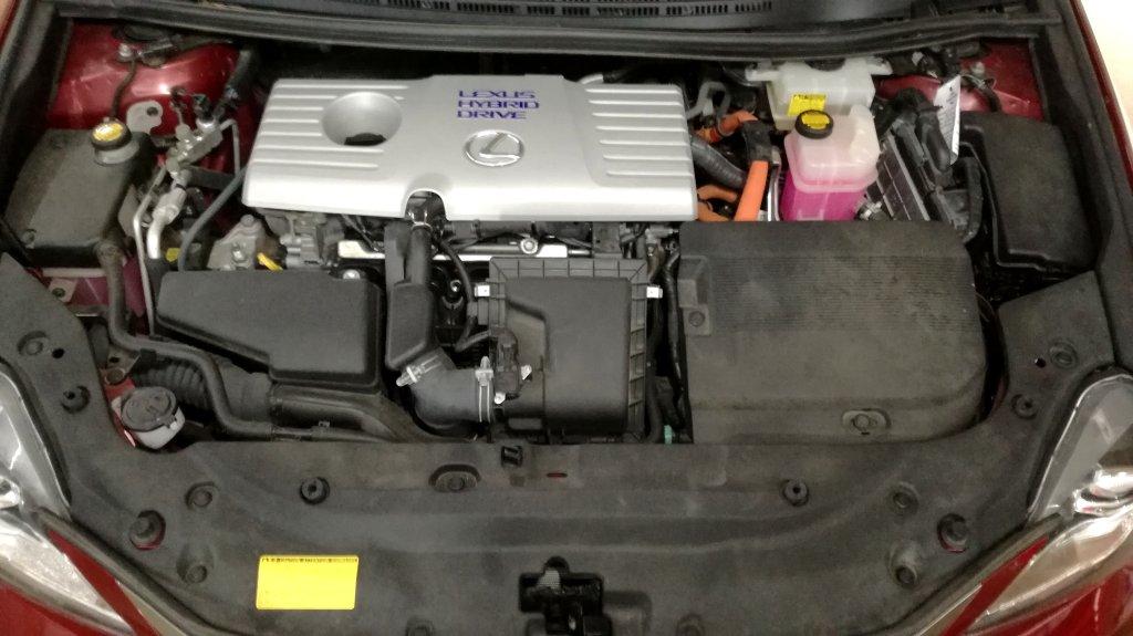 Lexus CT200h - E85