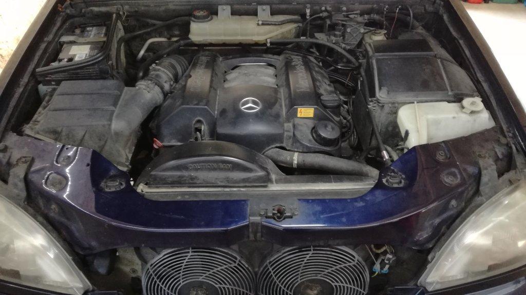 Mercedes ML 320 V6 BVA 218 cv