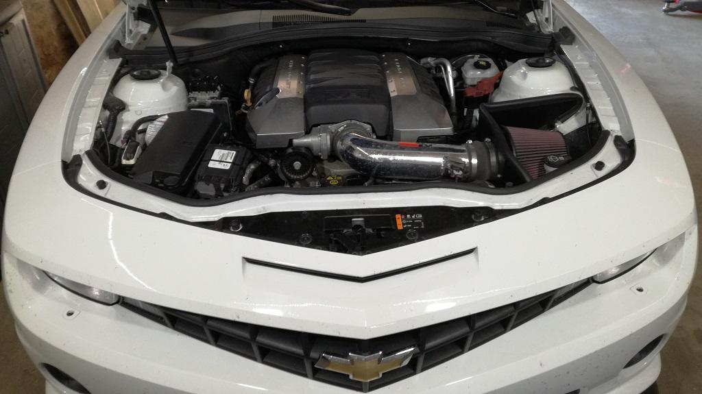Kit éthanol Chevrolet Camaro V8 SS