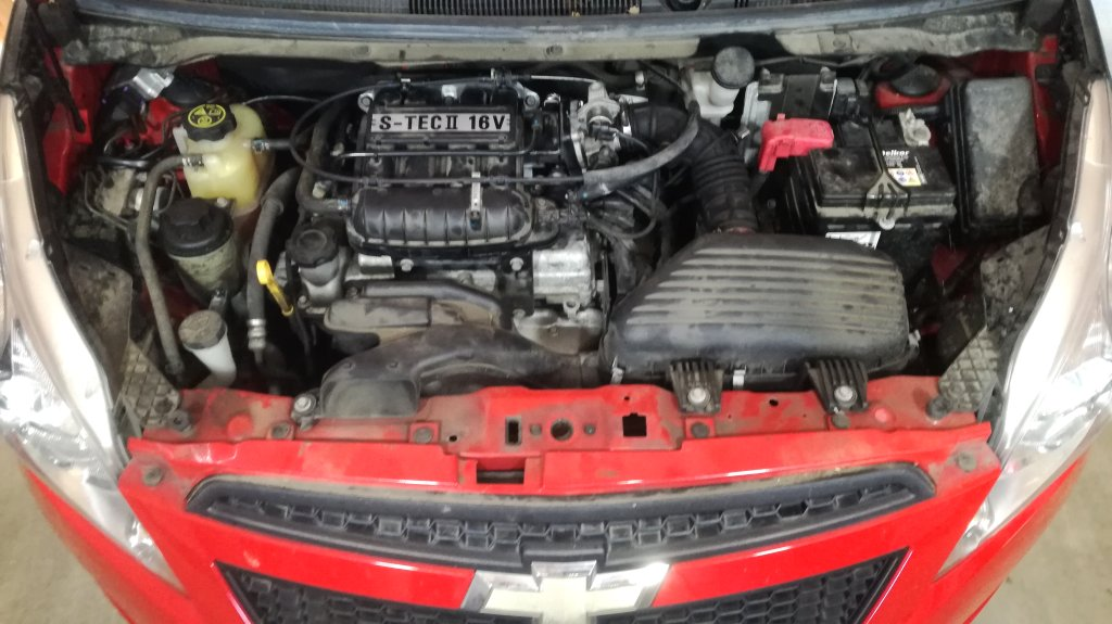 Kit éthanol Chevrolet Spark