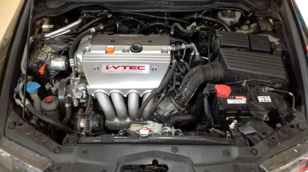 Honda Accord VII 2.4 iVtec 190 cv - E85
