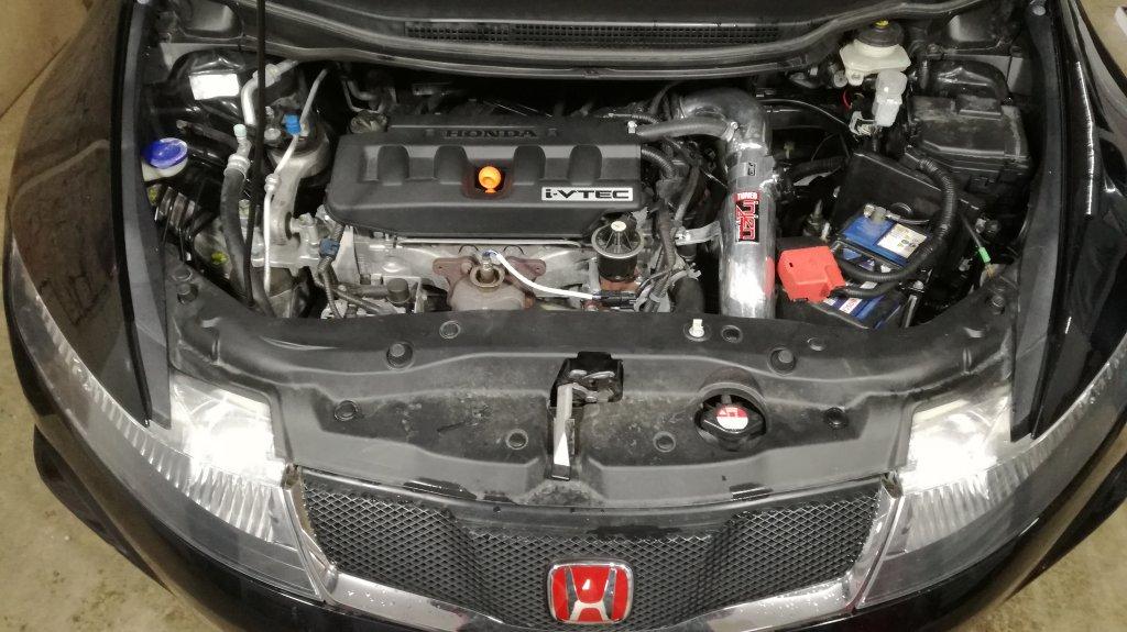 Honda Civic VIII 1.8 iVtec  140 cv - E85