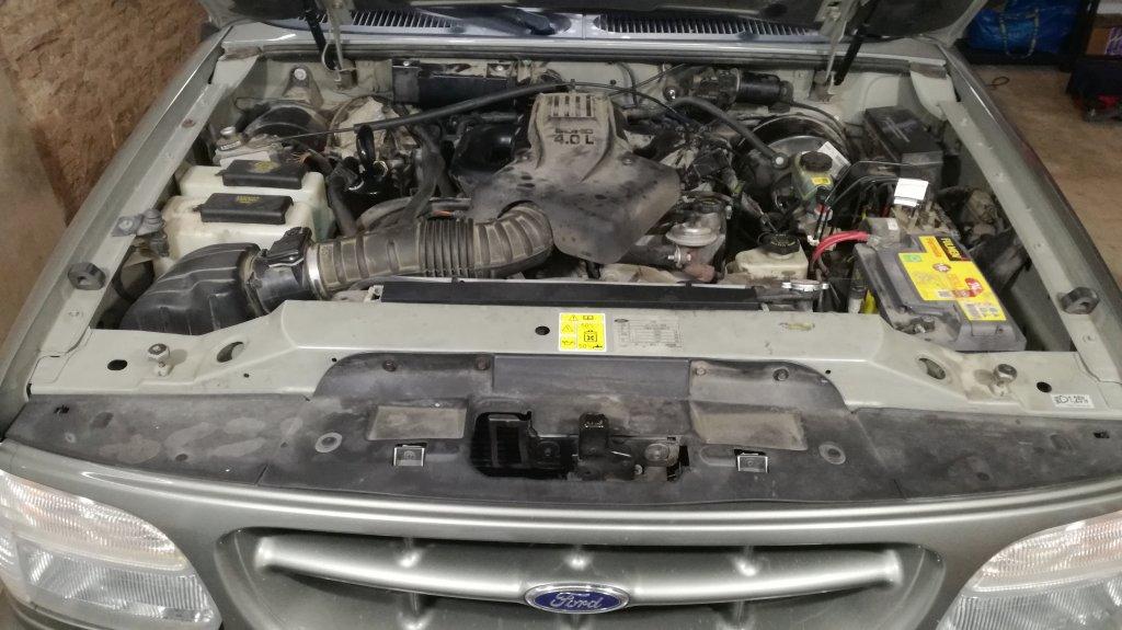 Ford Explorer V6 4.0 - E85