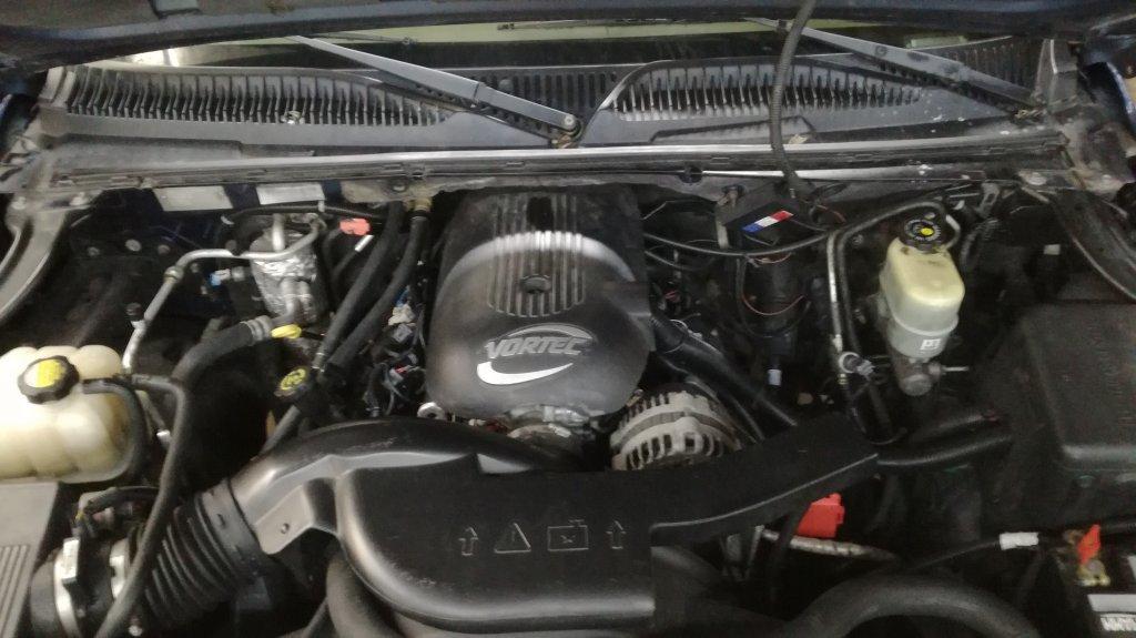 Kit éthanol Chevrolet Tahoe V8 Vortec