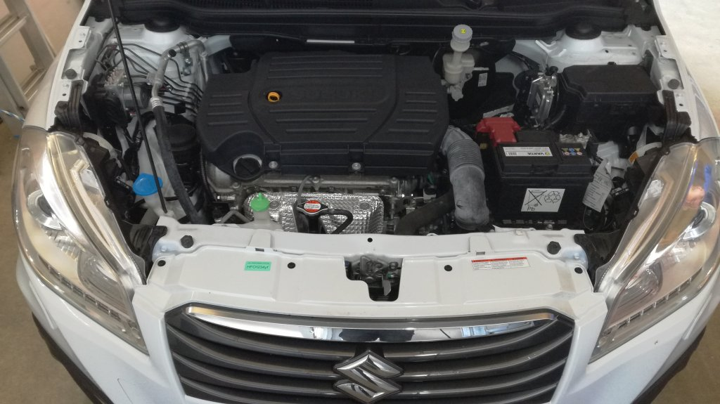 Suzuki SX4 S-Cross 1.6 - 120 cv - BVA