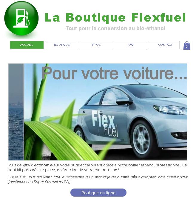 La Boutique Flexfuel