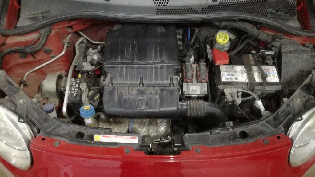 Fiat 500  1.2 - E85