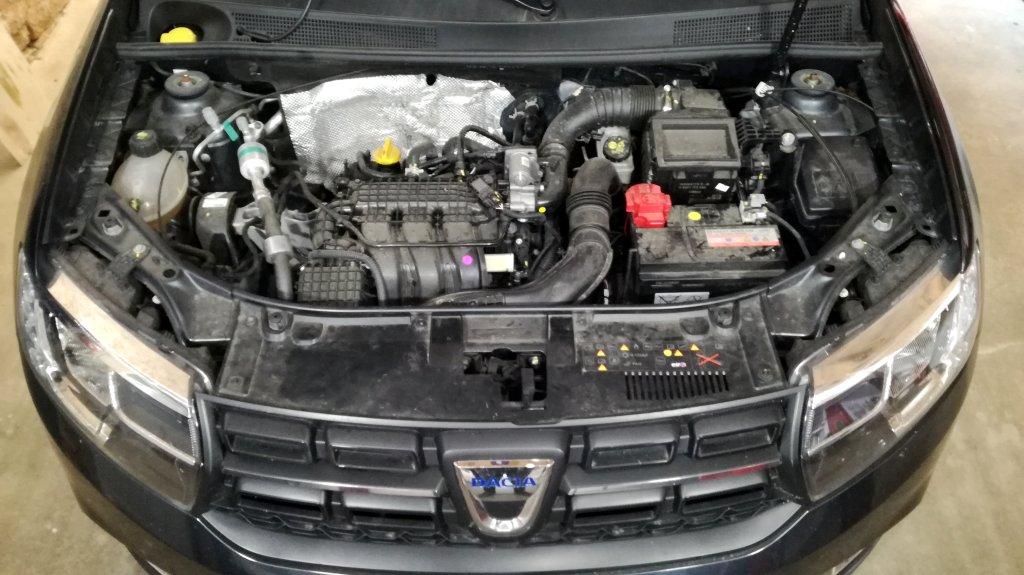 Dacia Logan MCV II - 1.0 SCE 73 cv - E85