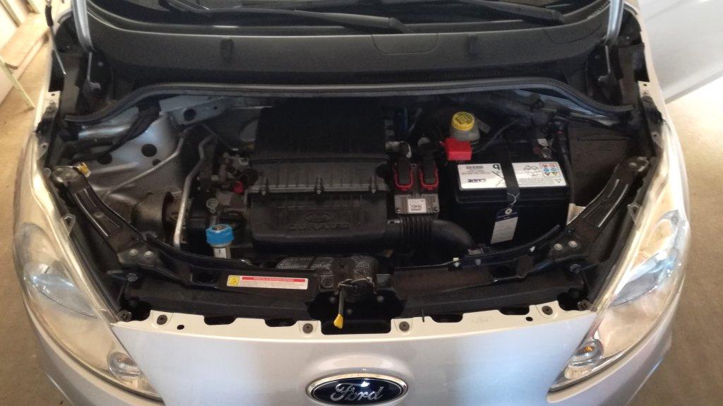 Ford KA II 1.2 - E85