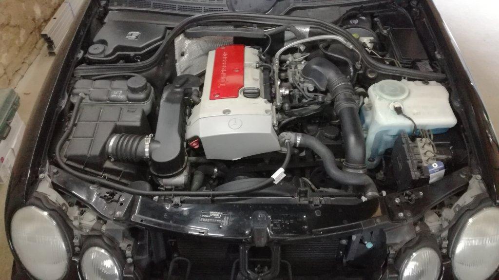 Mercedes CLK 200 - 163 cv