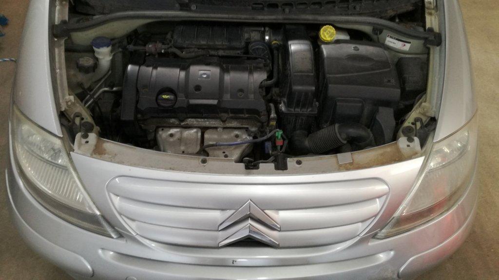 Citroën C3 - E85