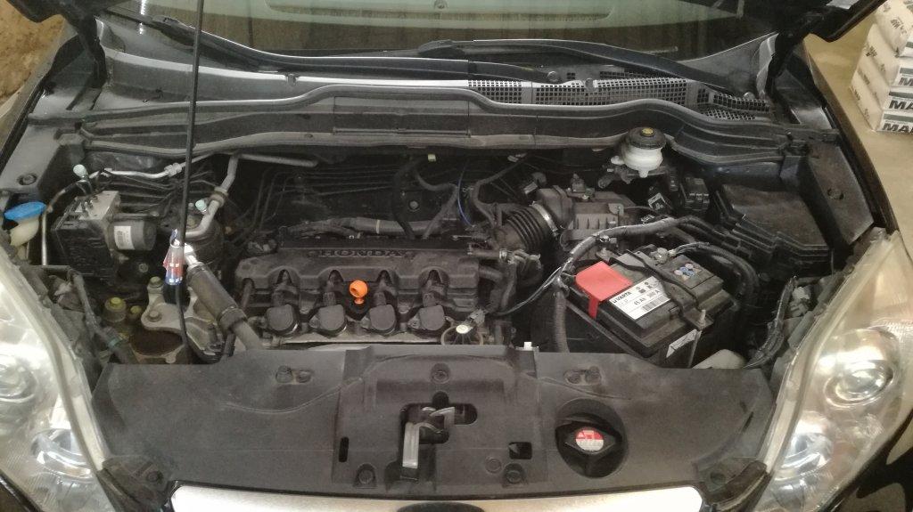 Honda CRV 2.0 150 cv BVA - E85