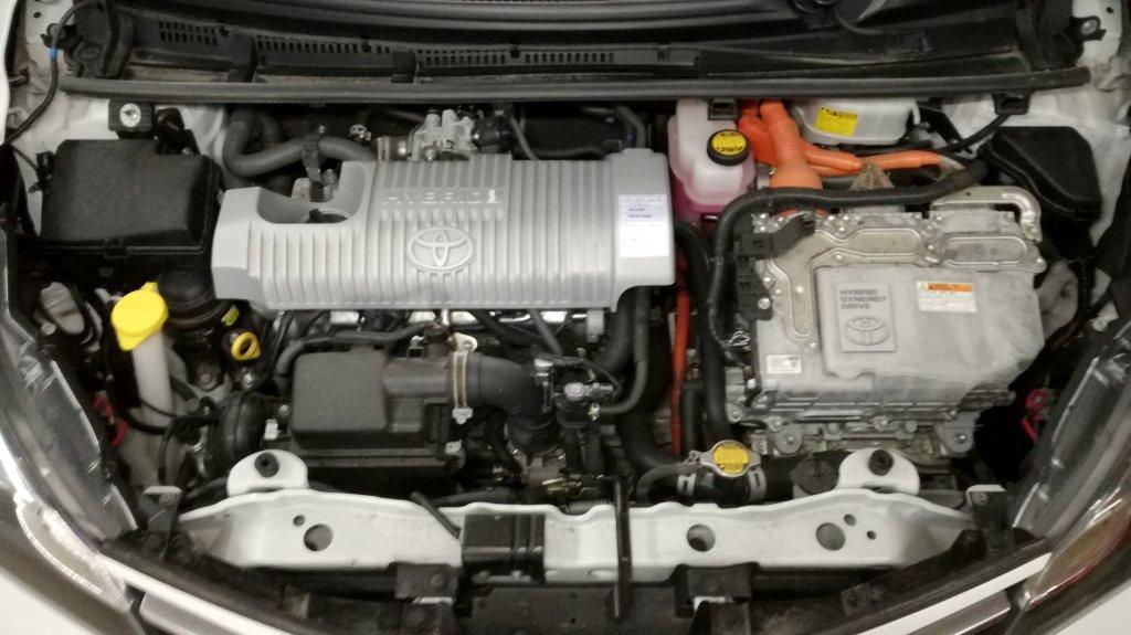 Toyota Yaris Hybride - E85