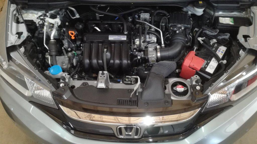 Honda Jazz 1.3 i-Vtec 103 cv BVA - E85