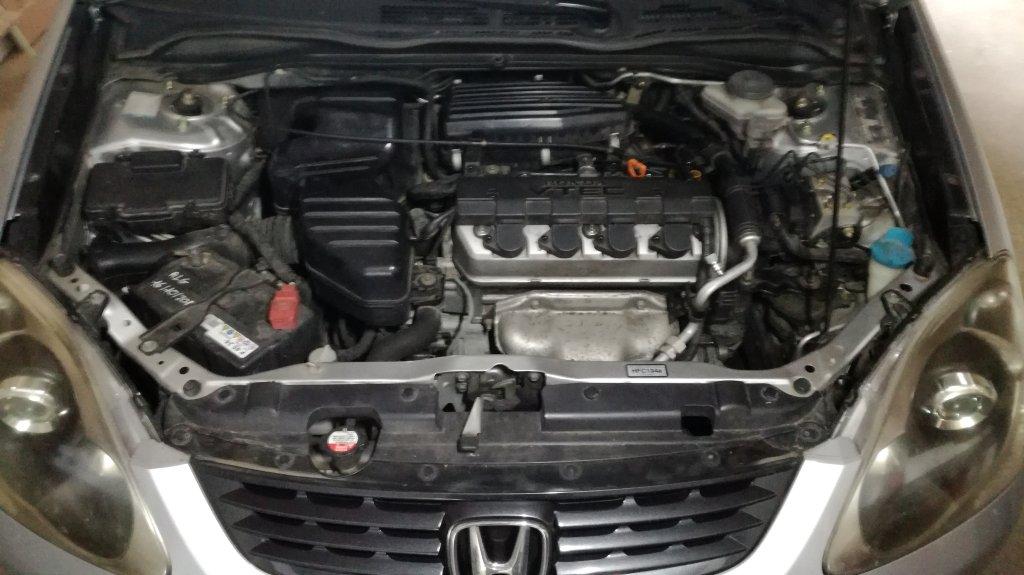 Honda Civic 1.6 Vtec 110 cv - E85