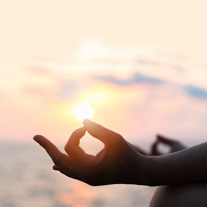 Innere Balance finden