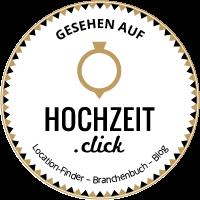 Logo Hochzeit Click