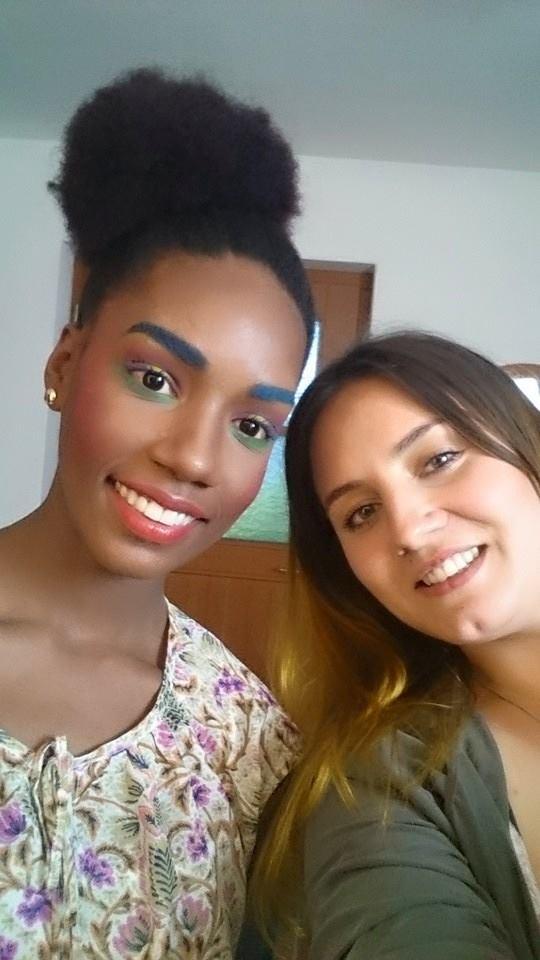 Lilly und Nicole