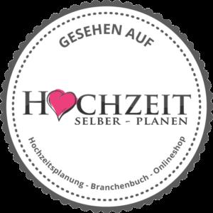 Logo Hochzeit selber planen