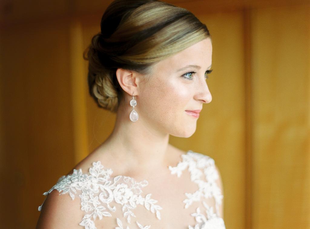 Julia / Natürliches Brautmakeup, Foto: Theresa Pewal