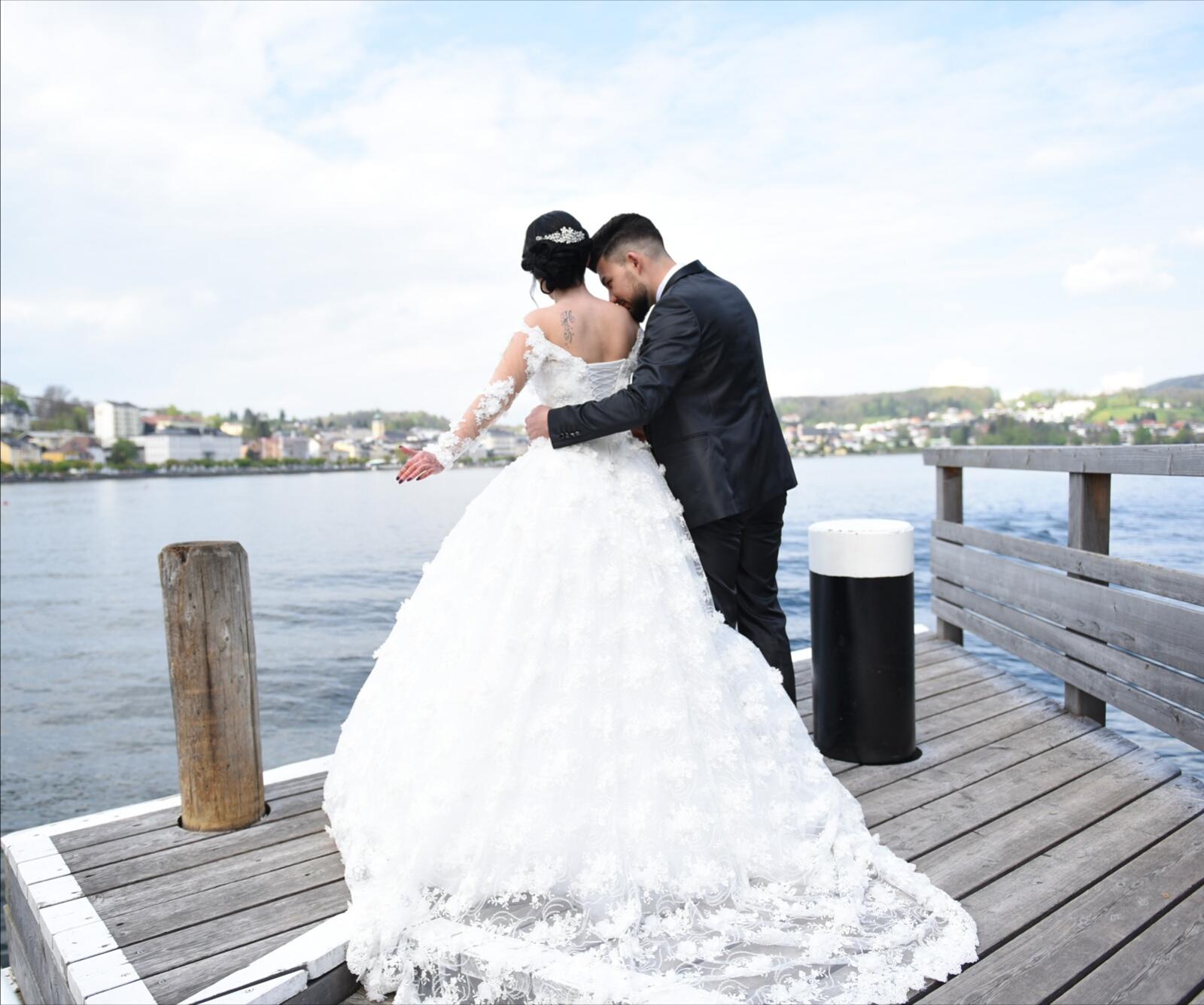 Hochzeitfrisur
