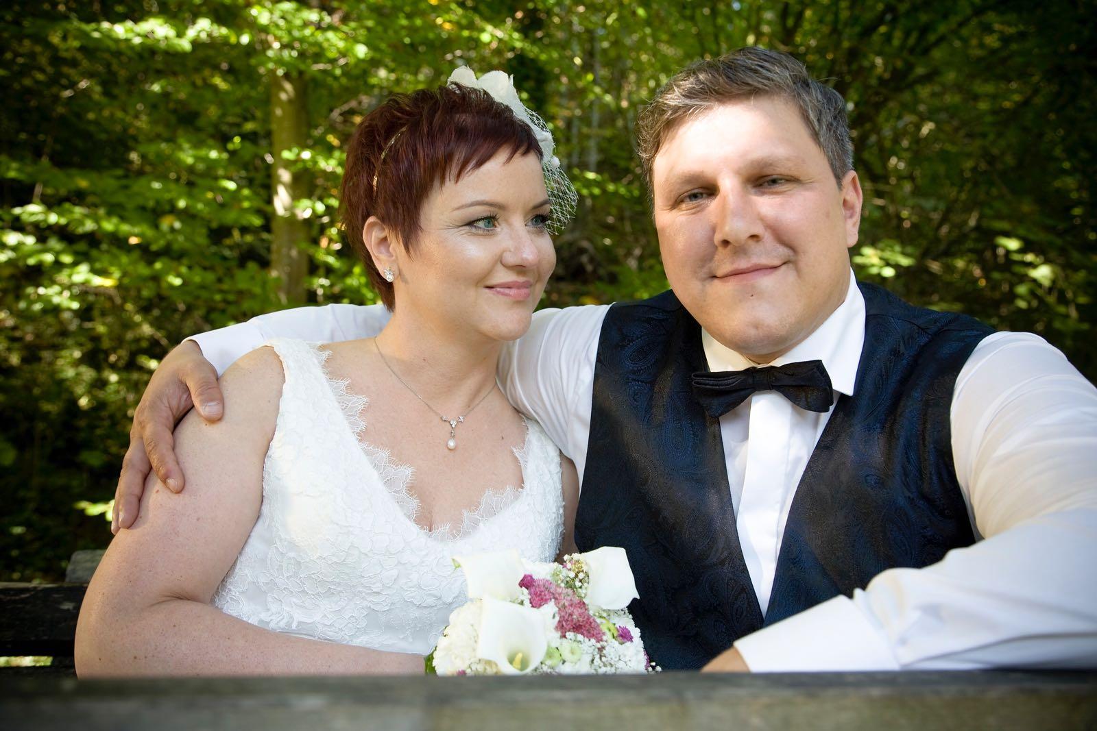 Wasserfestes Brautmakeup