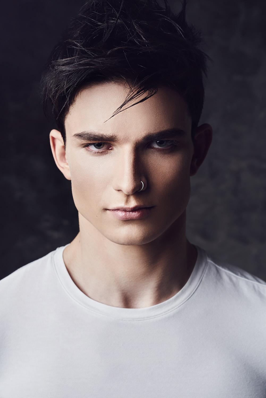 Men's Makeup, Cut & Color