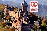 Ausflugstipps für das Elsass, Frankreich