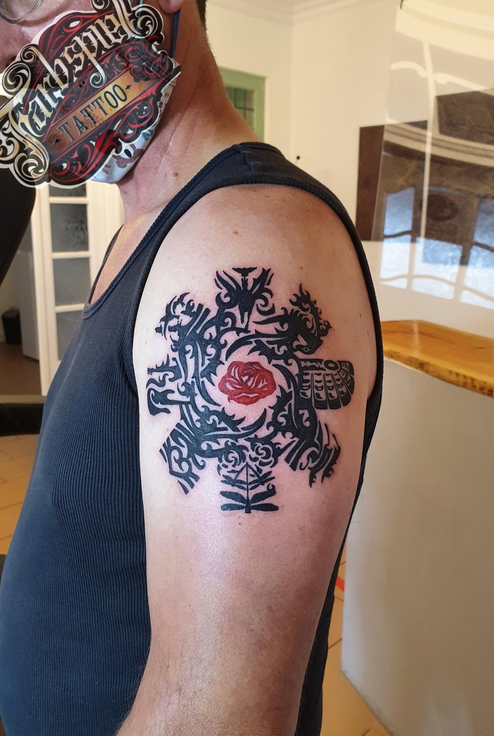 Redhotchillipeppers tattoo