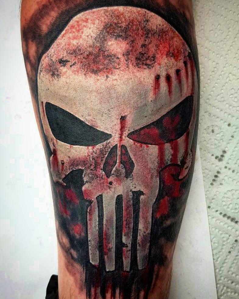 Hellspawn Tattoo