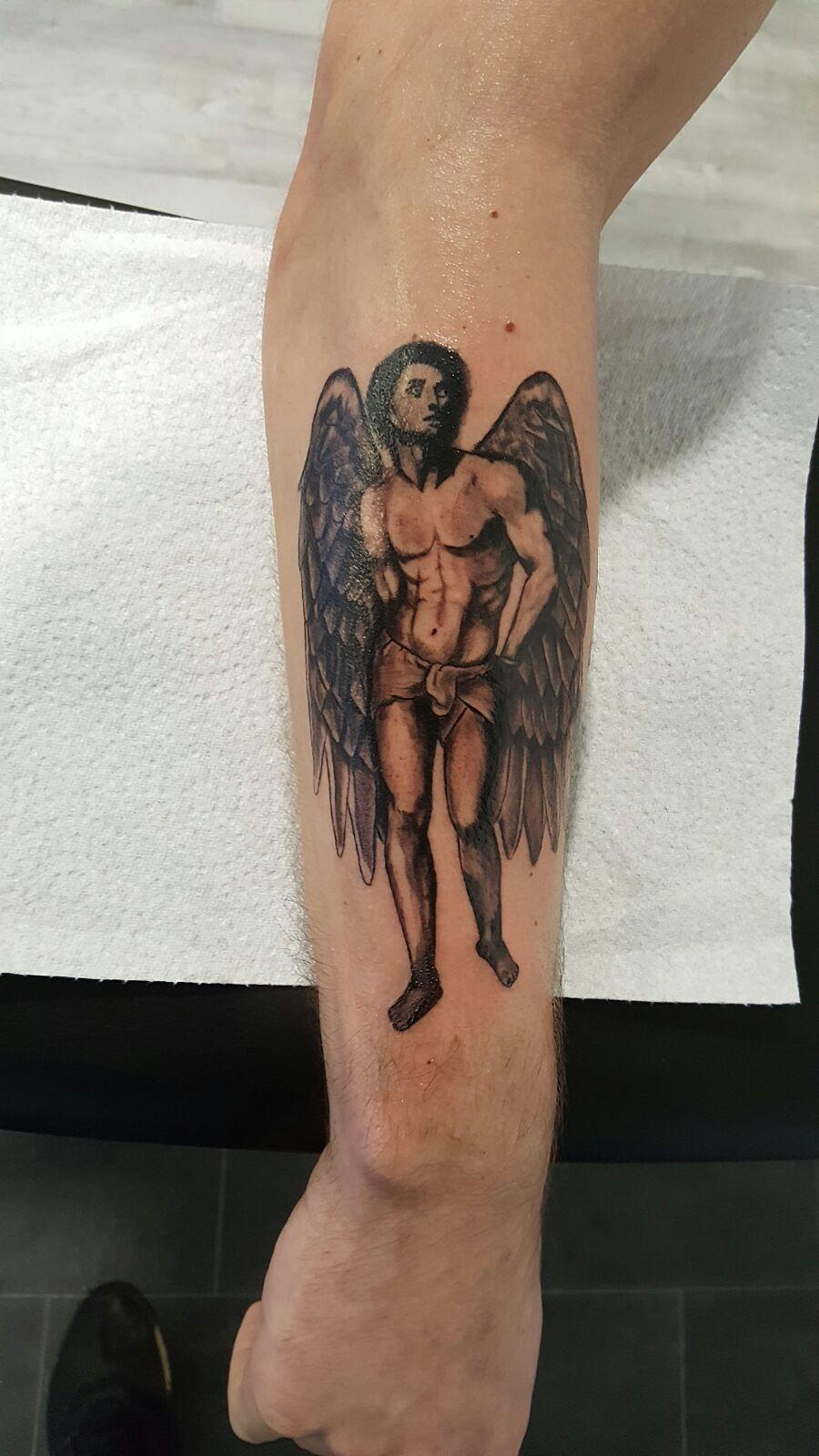 Engel Tattoo