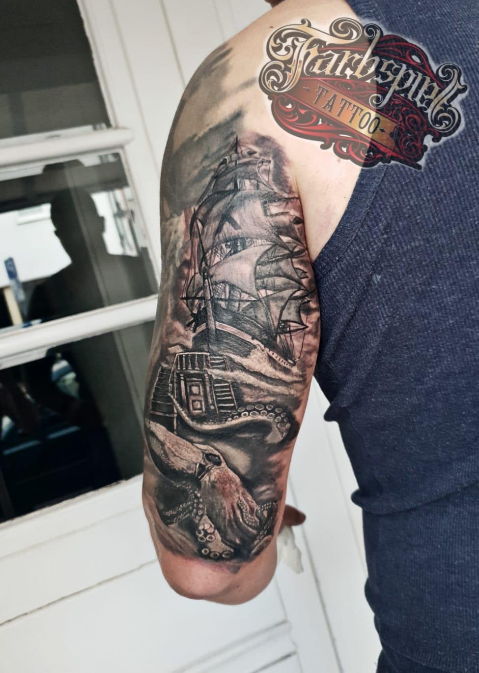 Maritime tattoo