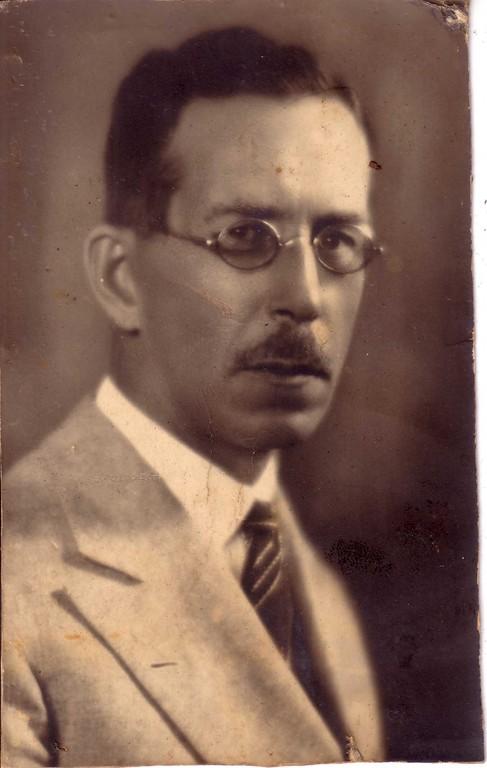 Константин Кожевин, Нью-Йорк. Конец 1930-х гг.