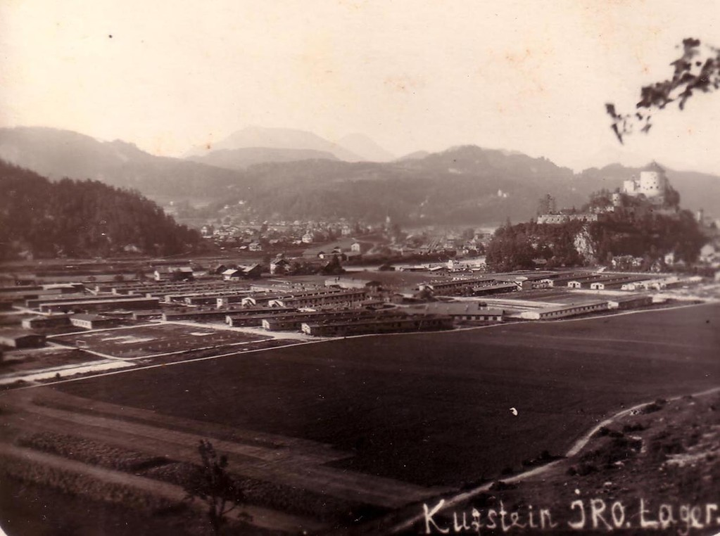 DP Camp in Kufstein, 1945-49