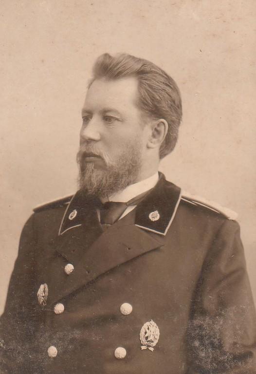 Владимир Феопемптович Кожевин (03.04.1859 - 10.12.1911 ст.ст.)