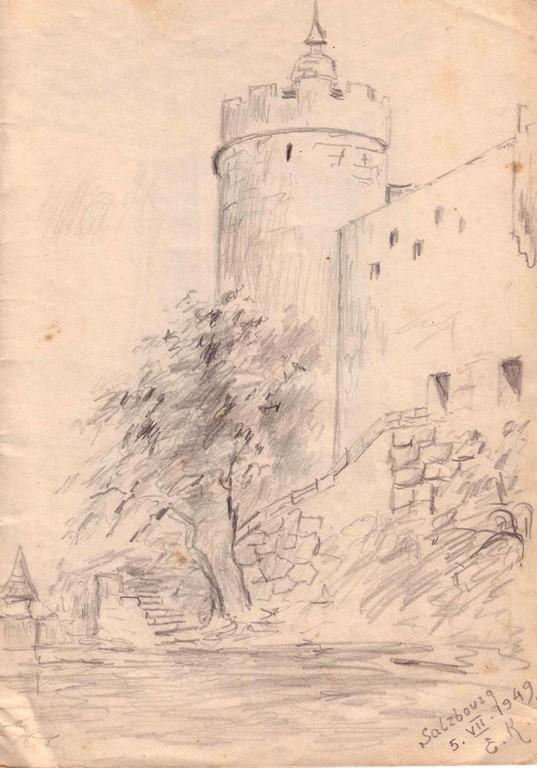 Зальцбург, 5 июля 1949 г.