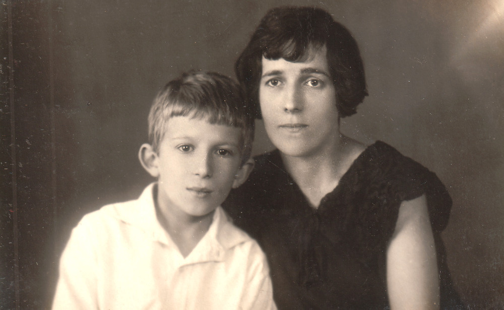 Раиса и Мирик. Киев, ок. 1930