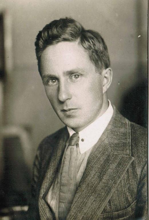 Николай Владимирович  Кожевин (23 (10).03.1900 - 29.01.1976).