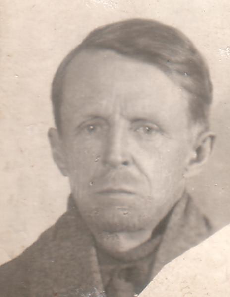 Евгений Кожевин. Киев, 1930-е - 40-е гг.