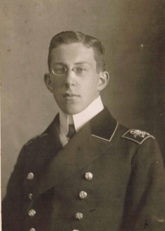Константин Владимирович Кожевин  (17 (04).07.1891 - 13.05.1967).